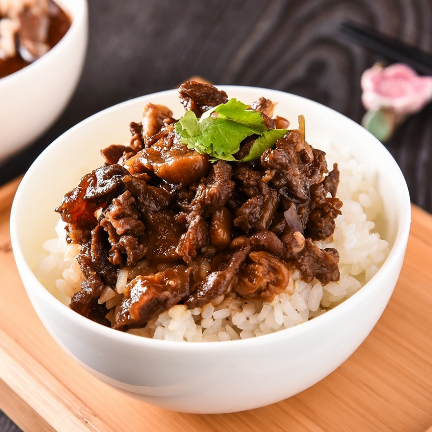 【 咩 】黑金羊肉燥 (小黑)台南知名羊肉爐【傳香三代】 真材食料 高品質嚴選 (200±5%公克/包)