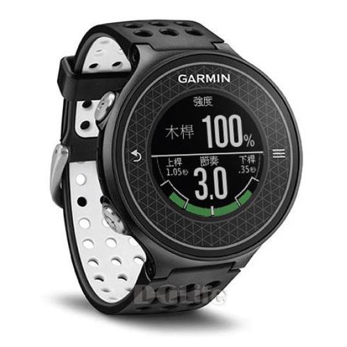 GARMIN Approach S6 高爾夫球GPS腕錶 黑