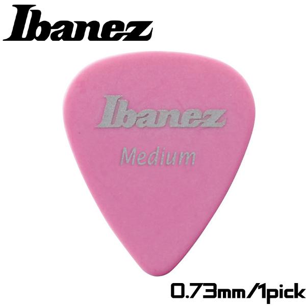【非凡樂器】Ibanez 標準彈片pick【Medium】0.73mm 粉紅