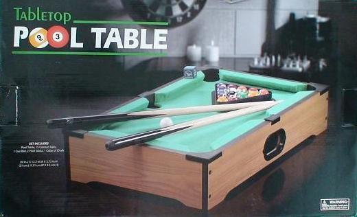 【Playwoods】[桌上型休閒遊戲] 花式撞球/9號球:桌上撞球/中式台球/港式桌球/台式撞球 Pool / 9 Ball
