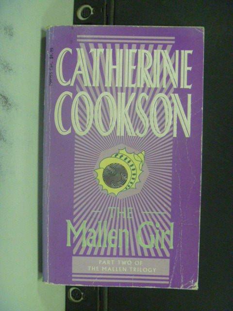 【書寶二手書T6/原文小說_KNS】The Mallen Girl_Cookson, Catherine