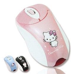 【迪特軍3C】Hello Kitty 授權滑鼠 Charmmy Kitty 003 迷你光學滑鼠 MOUSE-CKT10