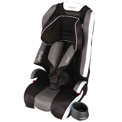 【悅兒樂婦幼用品舘】Combi 康貝 New Joytrip EG功能成長型安全座椅-經典黑