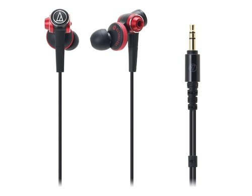 {音悅音響MUSIC HI-FI} audio-technica 鐵三角 ATH-CKS1000LTD 紅色限定版 SOLID BASS SYSTEM 耳道式耳機 公司貨