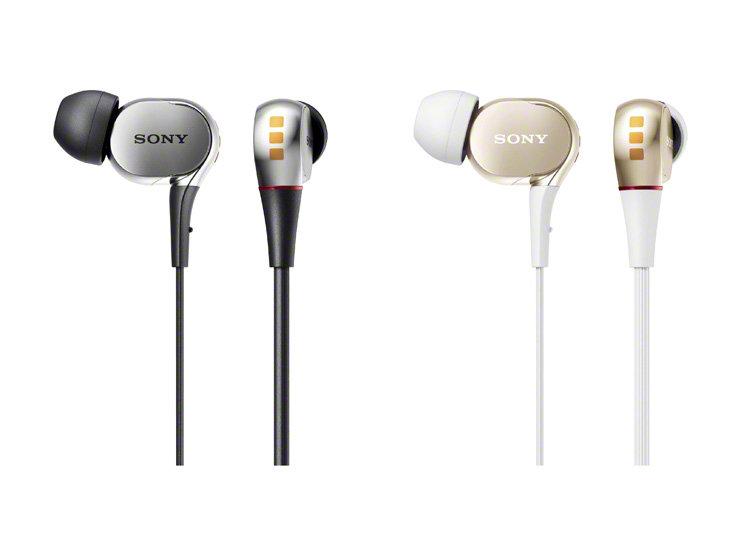 {音悅音響MUSIC HI-FI}SONY 索尼 XBA-30 三重平衡電樞 耳道式 入耳式 耳機 黑銀色 白金色
