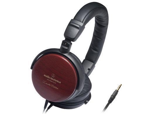 {音悅音響MUSIC HI-FI}鐵三角 Audio-Technica 公司貨 ATH-ESW11LTD 日本產鬼胡桃木殼 限量折疊耳罩式耳機