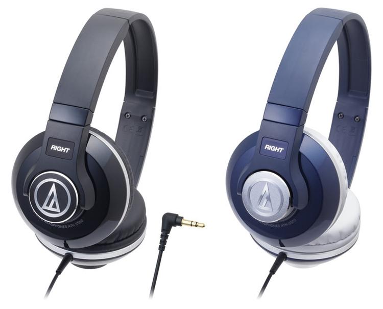 {音悅音響MUSIC HI-FI} audio-technica 鐵三角 ATH-S500 智慧型手機用攜帶式耳機 共二色