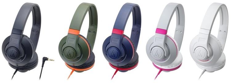 {音悅音響MUSIC HI-FI} audio-technica 鐵三角 ATH-S300 攜帶式耳罩耳機 公司貨