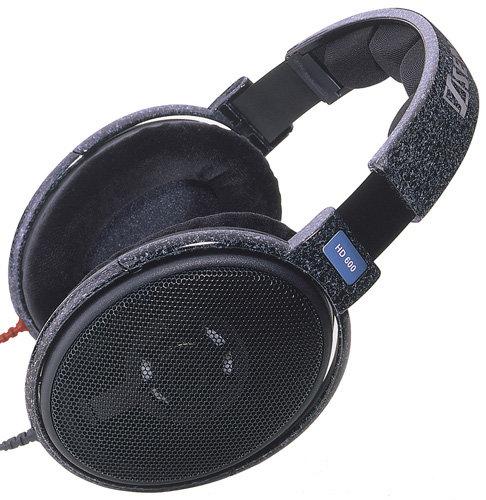 {音悅音響MUSIC HI-FI}德國 SENNHEISER 聲海 HD600 高階家用耳罩式耳機