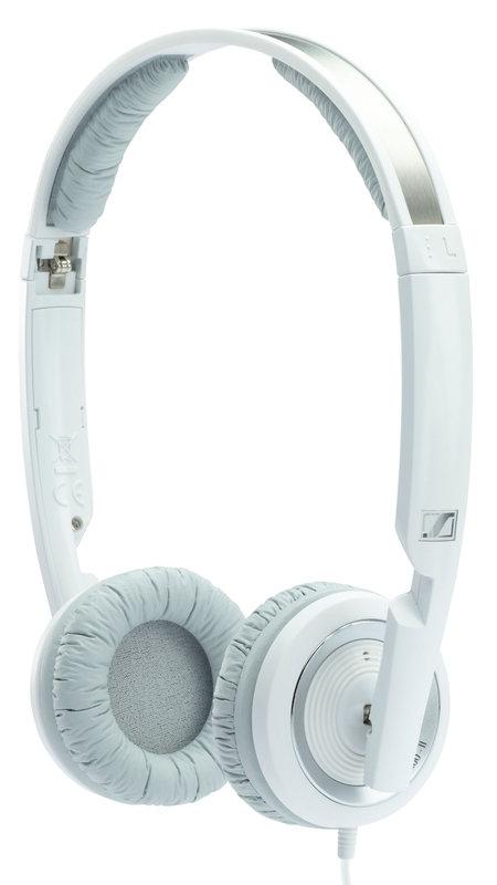 {音悅音響MUSIC HI-FI}SENNHEISER PX200-II 白色 頭戴 摺疊攜帶 耳罩式 耳機