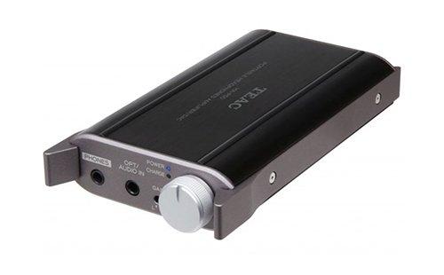 {音悅音響MUSIC HI-FI}日本 TEAC HA-P50 隨身耳機擴大機 黑色