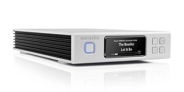 {音悅音響MUSIC HI-FI}aurender N100 Network Player DSD 5.6