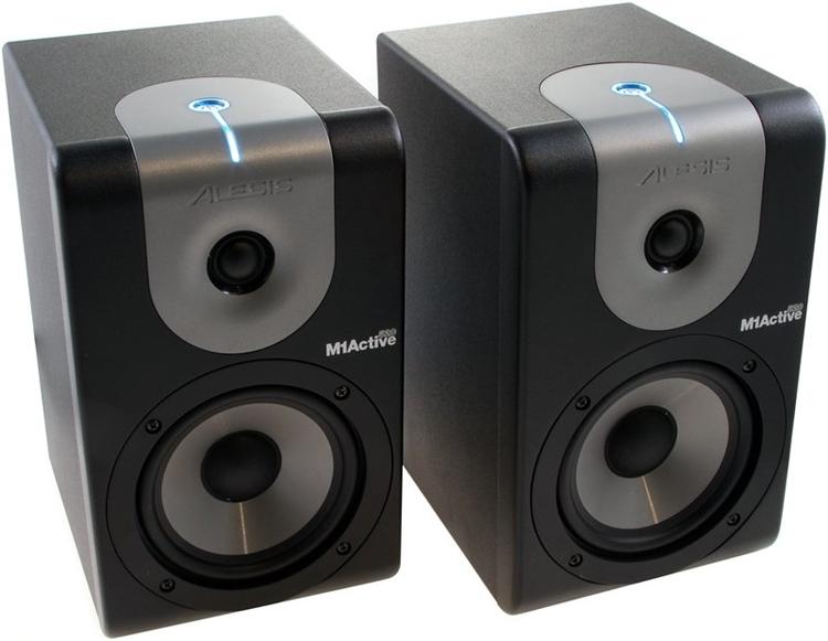 {音悅音響MUSIC HI-FI} Alesis M1 系列監聽喇叭第三代產品 M1Active 520