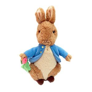 彼得兔系列-彼得兔拿蘿蔔玩偶