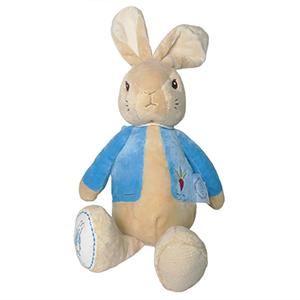 我的第一個彼得兔玩偶(藍)