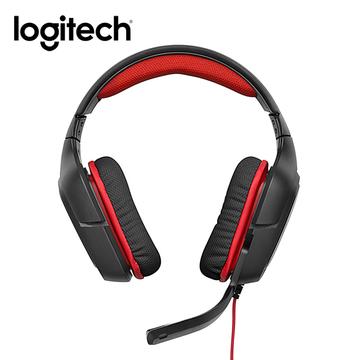 羅技 Logitech G230 遊戲耳機麥克風 紅 (981-000548)