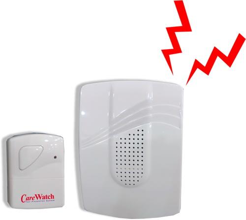 CareWatch專利居家無線看護鈴-叫人鈴