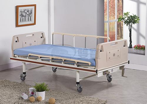 病床 立新兩手搖病床A02-ABS護理床