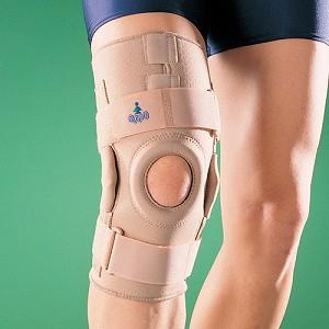 護具OPPO鋼條護膝護套[1031]