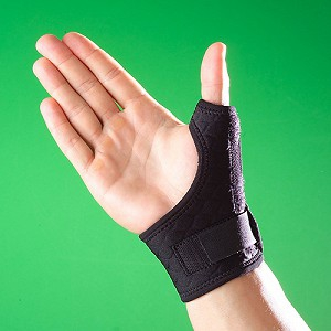 護具OPPO高透氣拇指護腕部保護套[1288]