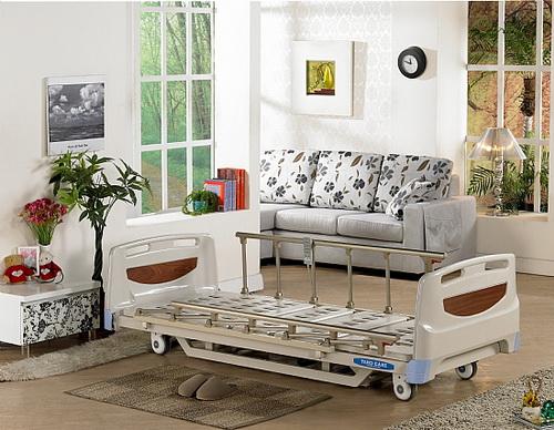 電動病床 電動床 耀宏超低地板電動病床YH315[三馬達病床]  好禮三重送