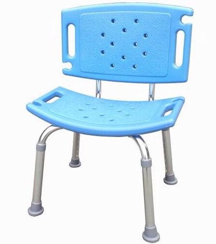 耀宏 YH122-1 鋁合金洗澡椅 (有靠背)