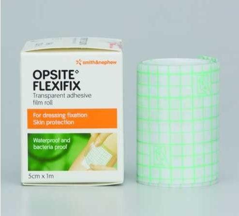 英商史耐輝 防水透氣護膜OPSITE~ 5cmx100cm