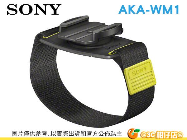 SONY AKA-WM1 攝影機挽架帶 AS15 AS30 專屬配件 極限攝影 運動 台灣索尼公司貨