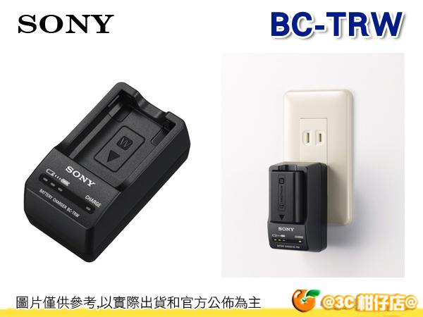 全新 SONY BC-TRW 旅遊輕巧座充 (不含電池) W系列 適用NP-FW50電池