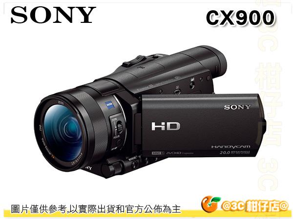 送32G+原廠包+保護貼 SONY HDR-CX900 大感光元件 數位攝影機 台灣索尼公司貨 兩年保固