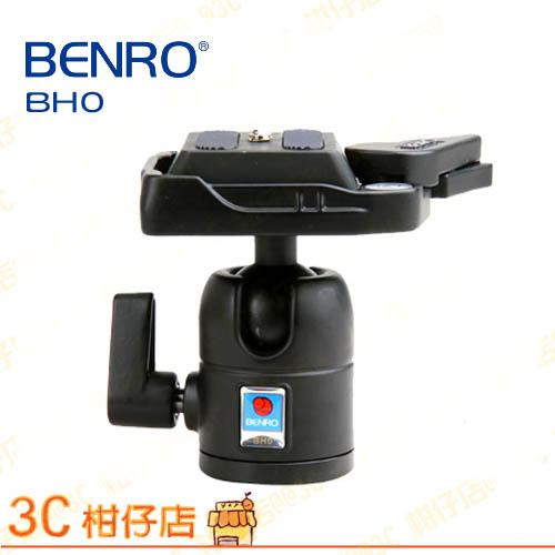 百諾 BENRO BH0 球型雲台 鎂合金 承重4kg  3/8 螺口 全景拍攝  多角度 水平儀 另有 slik fotopro Velbon