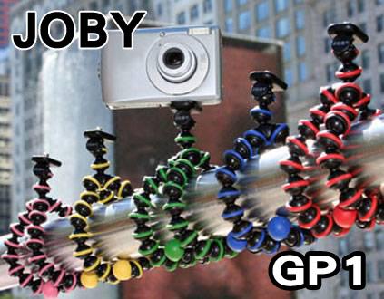 JOBY gorillapod 勾樂拍 魔術腳架 GP1 腳架 桌上型 章魚腳 猩猩腳 三腳架 公司貨 多種顏色