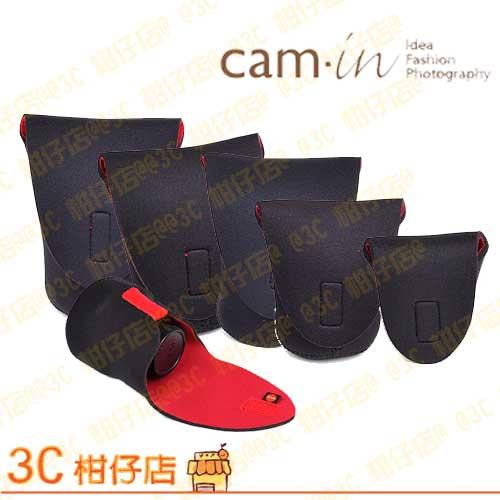 CAM-in CAMIN CAM30 鏡頭袋 鏡頭筒 保護套 包布 60x65 適合 X鏡 GF3 GF5