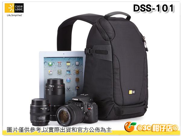 美國 Case Logic DSS-101 單眼相機包 斜背包 ipad 腳架 平板 D5300 A7R A7S D800 5D3 700D