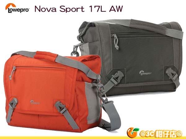 Lowepro 羅普 Nova Sport 17L AW 新星運動家 17L 新星 17L  相機包 側背包 立福公司貨