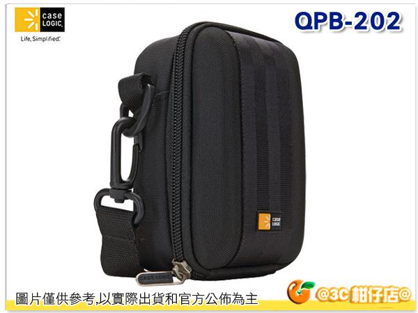 補貨中 美國 Case Logic 相機硬殼包 QPB-202 相機包 防撞 保護套 收納包 抗震包  RX100M3 G7X GRD4 GR G1X M2