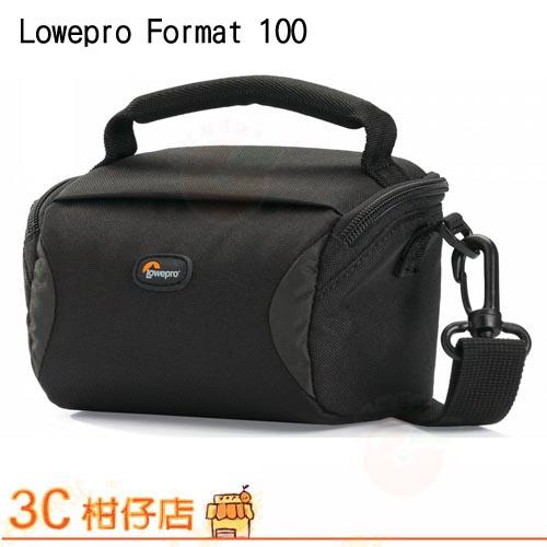 Lowepro 羅普 Format 100 豪曼 100 黑 相機背包 立福公司貨
