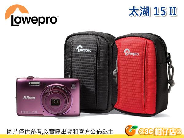 LOWEPRO 羅普 太湖 15 II 相機包 數位相機 相機包 腰掛 小DC 卡片機 保護套 立福公司貨