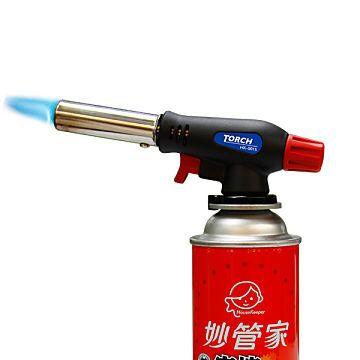 妙管家 防衝火噴槍HK-001S  台灣製造 防衝火設計 瓦斯罐噴槍