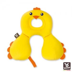 ★衛立兒生活館★Benbat寶寶旅遊頸枕 0-12個月(小雞)