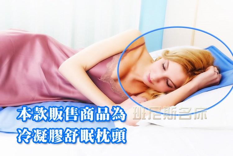 冰Cool降溫↓【清涼冷卻凝膠枕頭】坐墊/涼墊/冰墊/冷凝墊 ★班尼斯國際家具名床