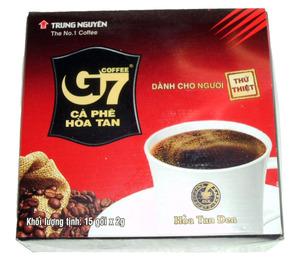 G7隨身盒黑咖啡(15P*2g)