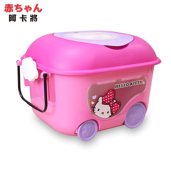 KITTY玩具收納車