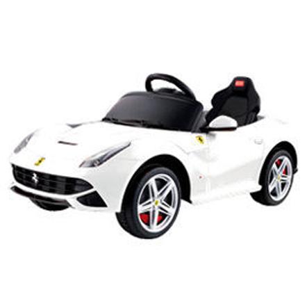 【悅兒樂婦幼用品舘】81900法拉利電動車Ferrari F12(白)