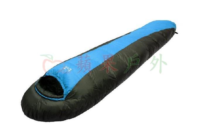 【【蘋果戶外】】吉諾佳 AS150B 超保暖型羽絨睡袋 絨重150g 僅750g Lirosa 背包客打工遊學