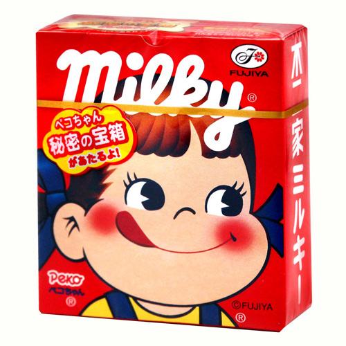 Fujiya不二家方盒牛奶糖(23.8g)