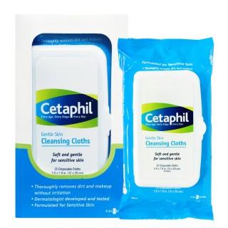 Cetaphil舒特膚 溫和多效潔膚棉