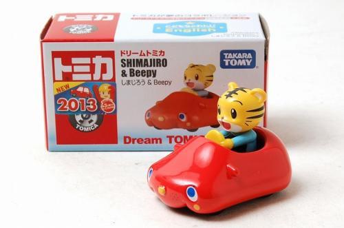 日版 TOMICA多美 巧虎小汽車 日本帶回非代理版