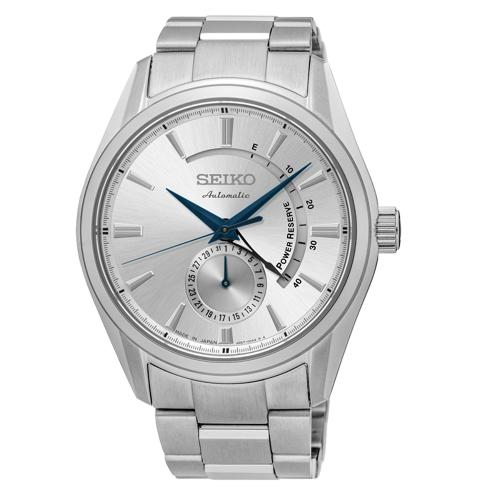 SEIKO PRESAGE經典機械時尚腕錶/4R57-00A0S/SSA303J1