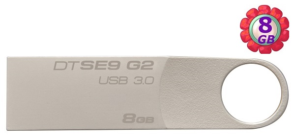 Kingston 8GB 8G 金士頓【DTSE9G2】DTSE9G2/8GB Data Traveler SE9 G2 USB 3.0 原廠保固 隨身碟